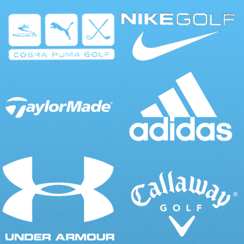 The manufacturers in golf